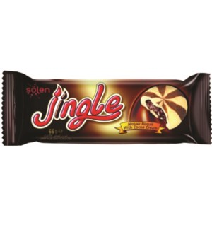 "Jingle Cookies ""Solen"" 100g x 24"