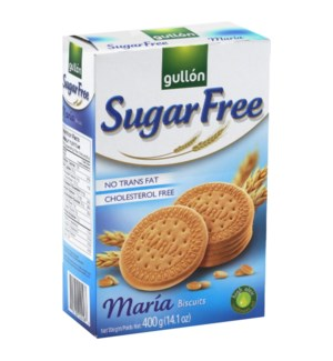 "Sugar Free Maria box ""GULLON"" 14.1 oz x 10"