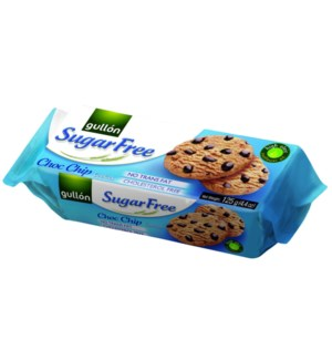 "Chocolate Chip Sugar Free cookies ""Gullon"" 125g *"