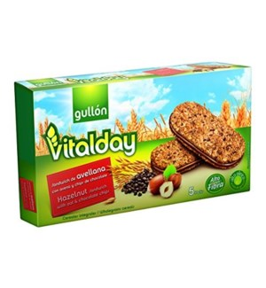 Vitalday Breakfast Hazelnut Crunch Biscuits w/ Who