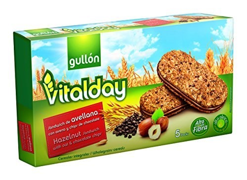 Vitalday Breakfast Chocolate Crunch Biscuits w/ Wh