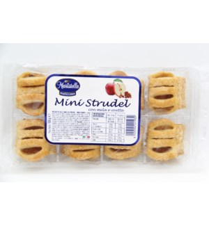 Maristella - Apple and raisin puff pastry (Mini St