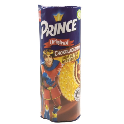 Prince Full Choco Sandwich cookies 300g * 24