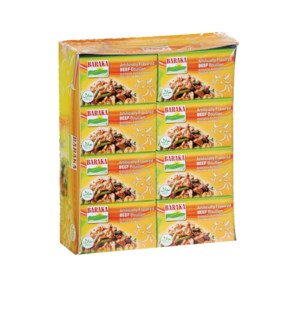 BEEF Artificially Flavored Bouillon Cubes BARAKA 2
