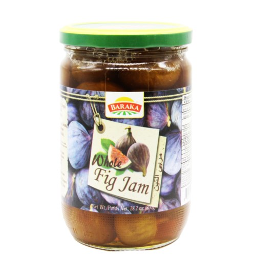 "Jam Whole Fig ""Baraka"" 800g x 12"