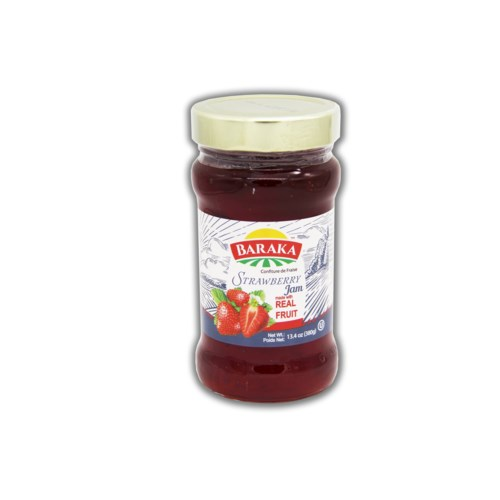 "Jam Strawberry  ""Baraka"" 380g * 12"