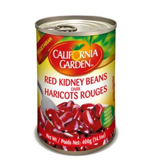 "Red Kidney Beans canned ""California Garden"" 400g x"