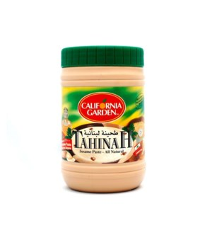 California Garden Tahini-All Natural-40 Lbs.