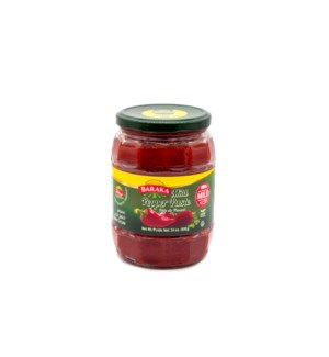 "Mild Pepper Paste ""Baraka"" 700g x 12"