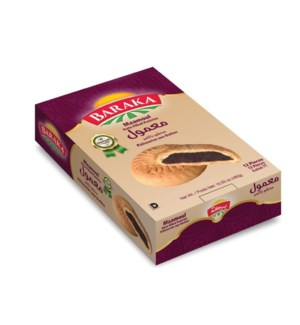 "Maamoul Regular ""BARAKA"" 480 g * 16"