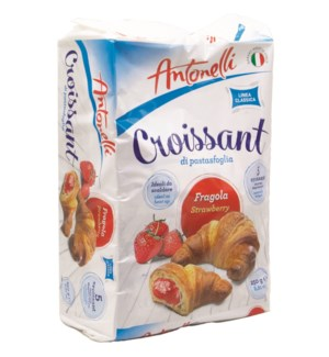 Strawberry Antonelli Croissant * 8