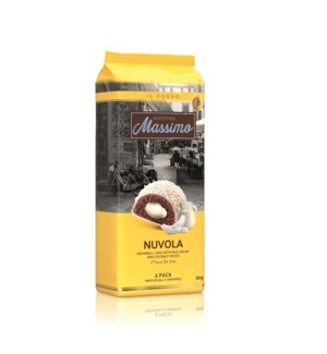 NUVOLA CAKE COATED WITH COCONUT MAESTRO MASSIMO 30