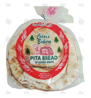 Cedar's Bakery Bread WHEAT 524g x25