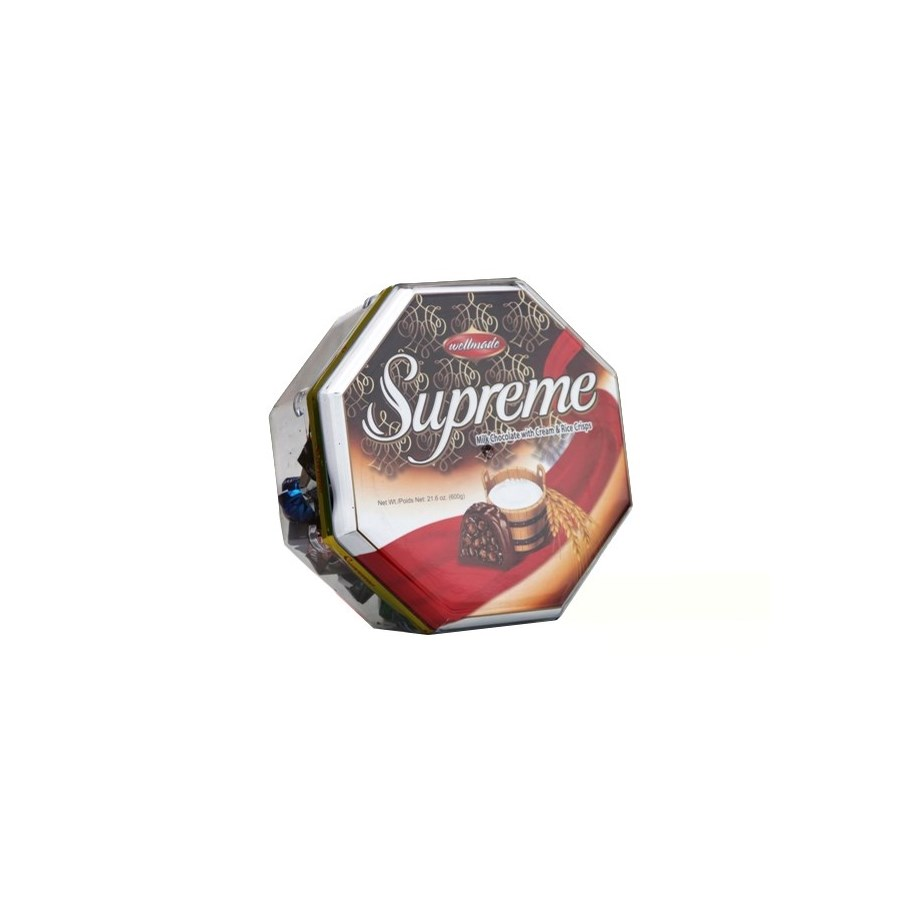 "Octagon Supreme chocolate ""Wellmade"" 700g x 8"