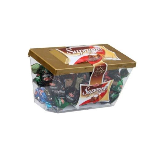 "Coffer Supreme chocolate ""Wellmade"" 700 g x 8"