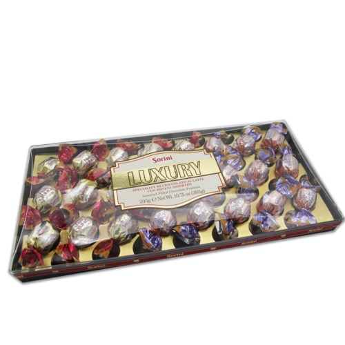 "Luxury Chocolate Tray ""SORINI"" 305g * 8"