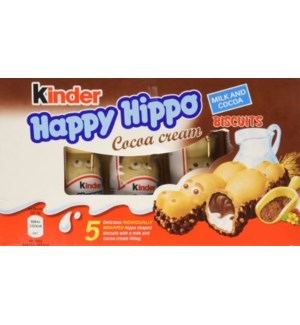 Wafer biscuit Hippo (5 Cts.* 20.7 g) * 10