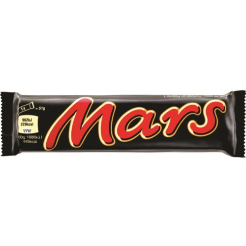 Mars Chocolate Bars 47g * 40