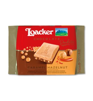 Loacker Chocolate Bar Specialty 50g * 12 Chocolate