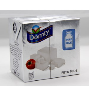 DOMTY CHEESE - FETA 500g * 24
