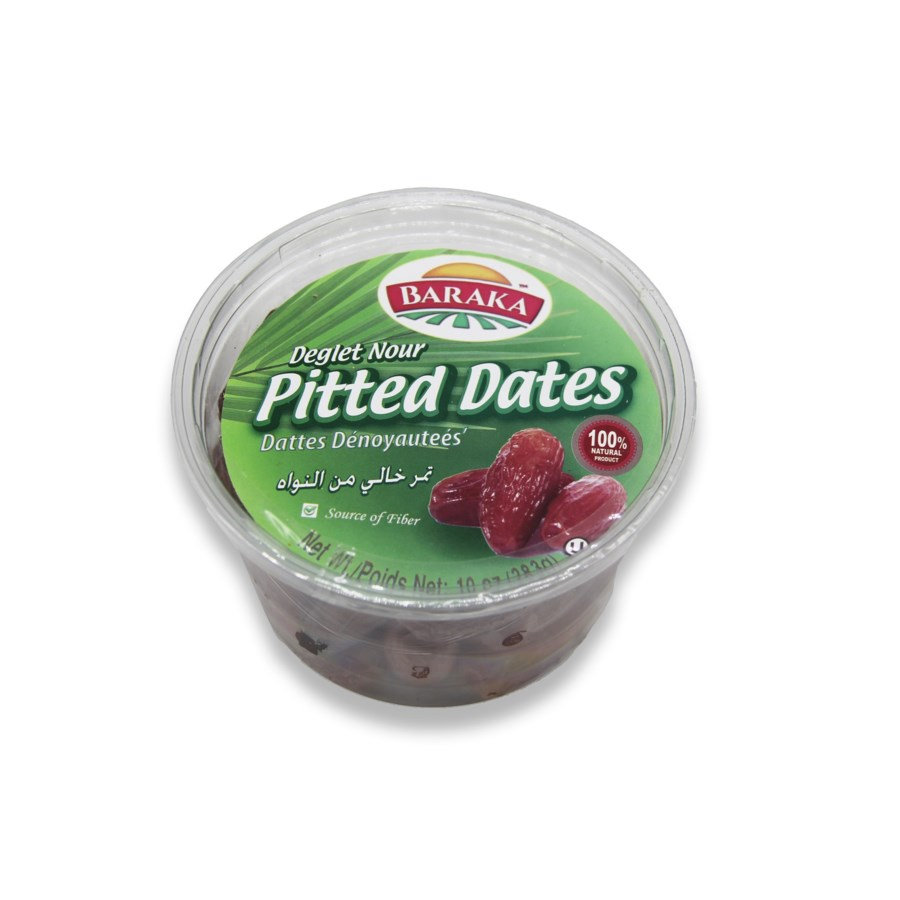 "Pitted Dates tub ""Baraka"" 283g * 24"