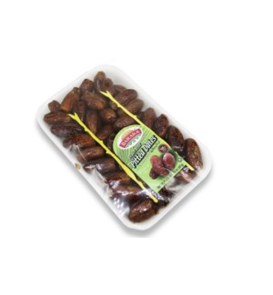 "Pitted Dates Tray ""BARAKA"" 14 oz * 12"
