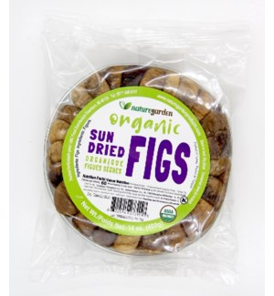 "Organic Dried Figs ""Naturegarden"" 400g * 30"