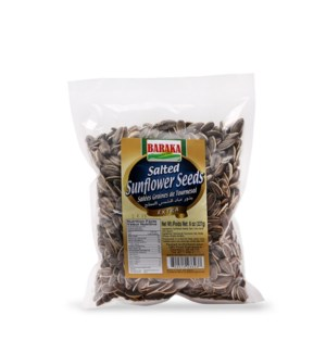 "Salted Sunflower Seeds ""Baraka"" 225g x 25"