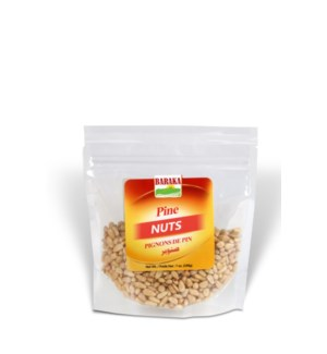 "Pine Nuts in pouch 8 ""Baraka"" packed 198g * 10"