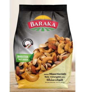 "Mixed Kernels nuts bags ""Baraka"" 300g * 12"