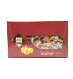"Apricot Candies double twist ""Baraka"" 1000g * 6"