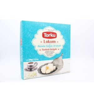 TORKU TURKISH DELIGHT WITH GUM MASTIC FLAVOUR (Dam