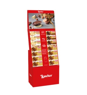 Loacker Gran Pasticceria TORTINA 125gx72 ASSORTED