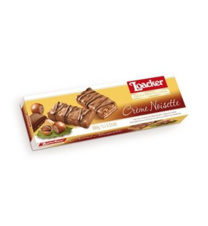 Loacker GP Patisserie 100gx12 NOISETTE