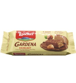 Loacker Gardena Hazelnut Wafer 38gx25