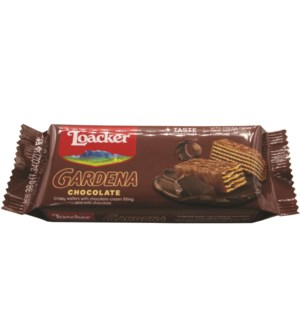 LOACKER Gardena Chocolate Wafer 38g x 25