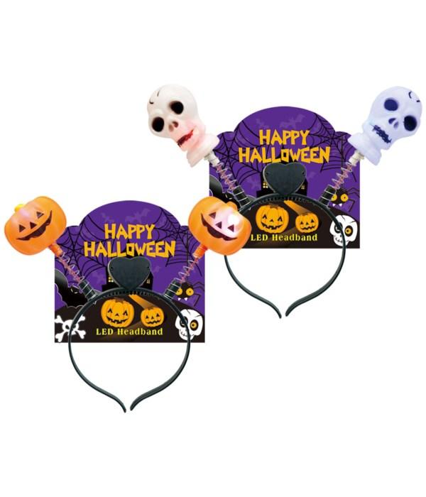 #00105 LED halloween headand