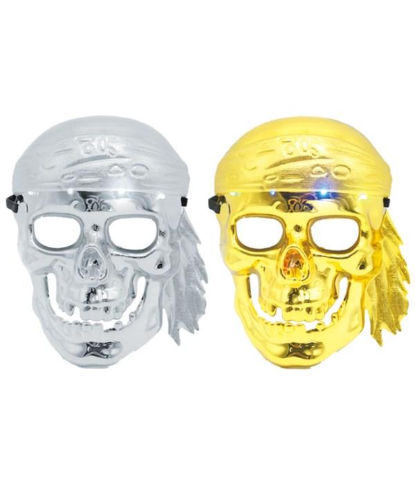 LED skull mask 48/144s
