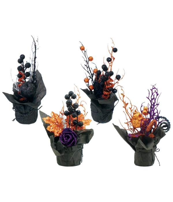halloween potted plant 48/144s