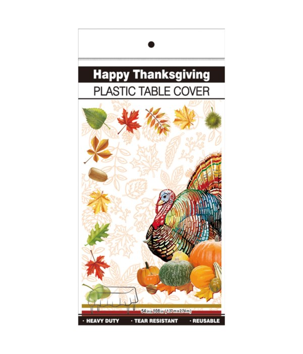 thanksgiving table cover 72s