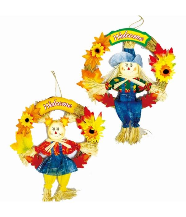 """harvest scarecrow 10x14""""/48s"""