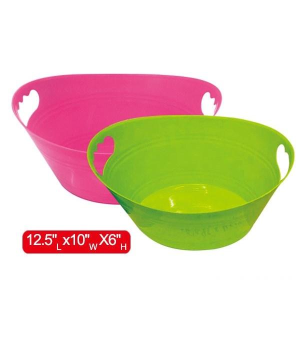 plastic ice bucket 48s