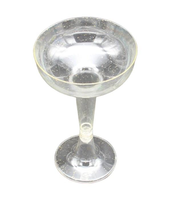 4ct/4oz margarita glass 48s