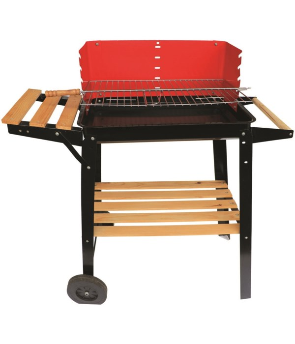 """20.5x13"""" grill w/stand 4s"""