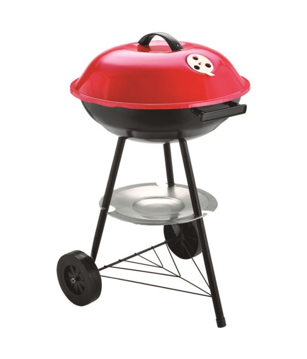 """18"""" round grill w/lid 4s"""