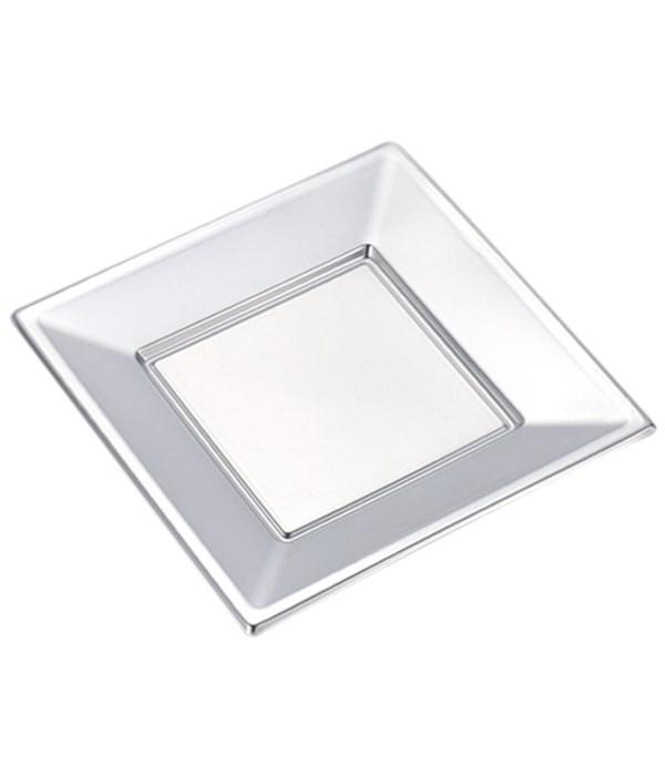 "9"" 4ct plastic plate/sq 36s"