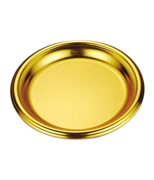 """7"""" 6ct plastic plate/rd 36s"""