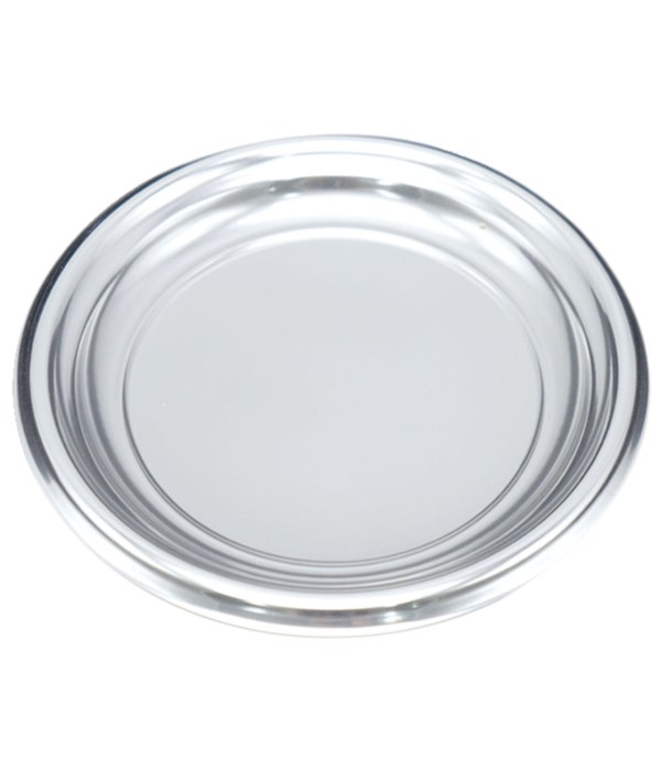 """9"""" 4ct plastic plate/rd 36s"""