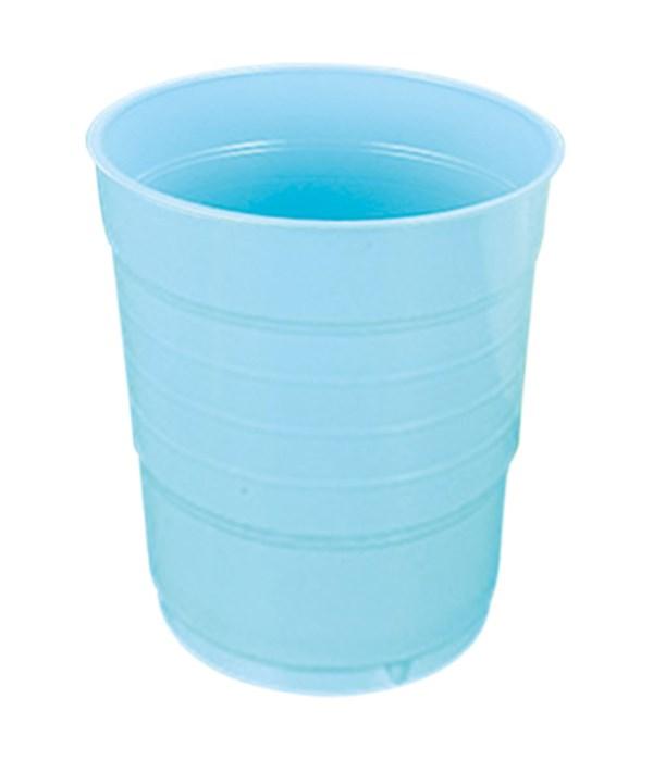12oz/20ct ps cup L.blue 36s