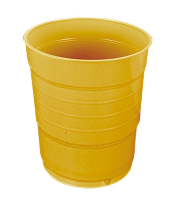12oz/20ct ps cup gold 36s